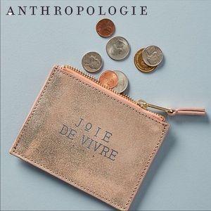 Anthropologie Pandora Pouch